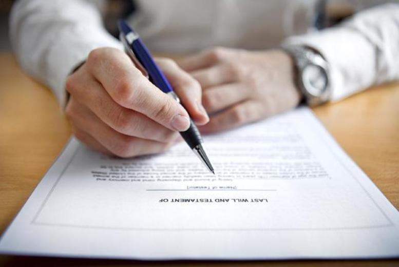 Image of Professional Will Writing Service | UK | Living Social