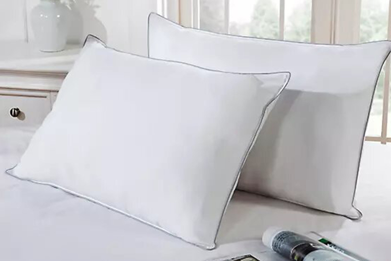 £19.99 (from Cascade Home) for a premium organic bamboo pillow