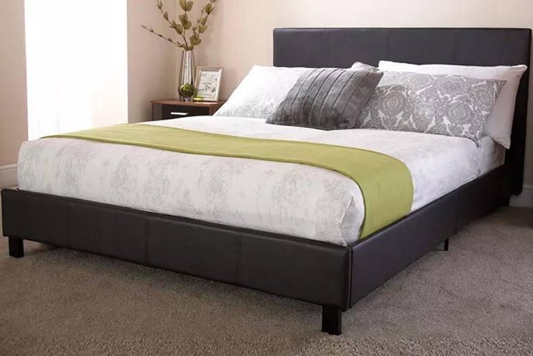 From £79 instead of £140 for a bed in a box – choose from four sizes and save up to 44%