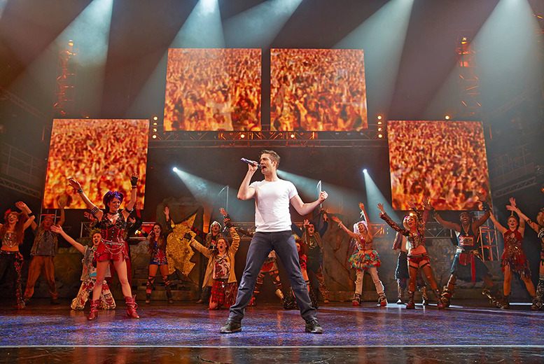 From £39 for a top price ticket to see We Will Rock You at the Dominion Theatre from London Theatre Direct