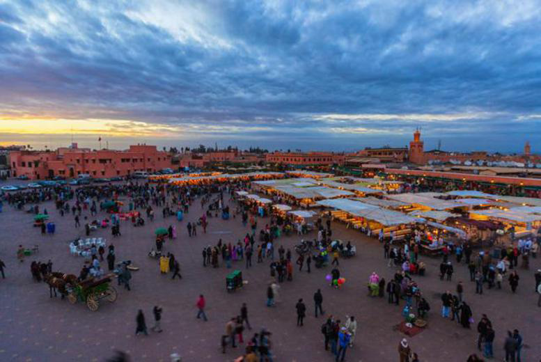 From £199pp instead of up to £379.20pp (from iFly) for a 3-night 4* Marrakech break for 2 inc. flights, b'fast, dinner and spa access - save up to 48%