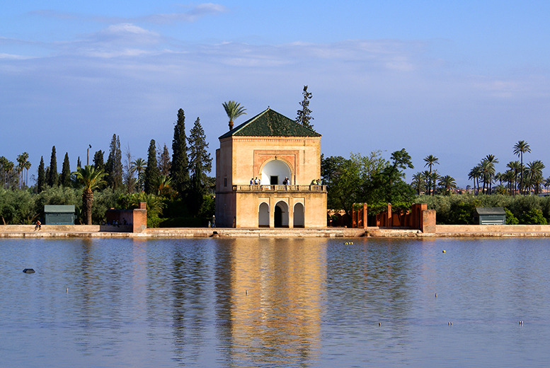 From £199pp instead of up to £379.20pp (from iFly) for a 3-night 4* Marrakech break for 2 inc.