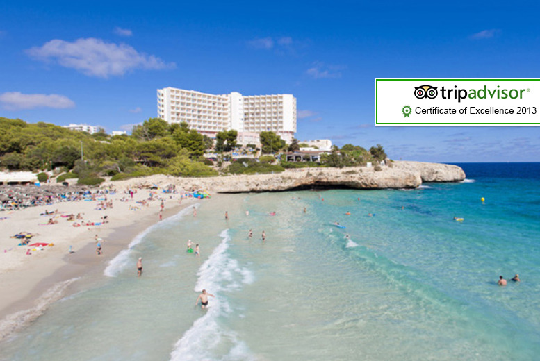 From £289pp instead of up to £491.52pp (from A1 Travel) for a 7-night all-inclusive 4* Mallorca break inc. return flights - save up to 41%
