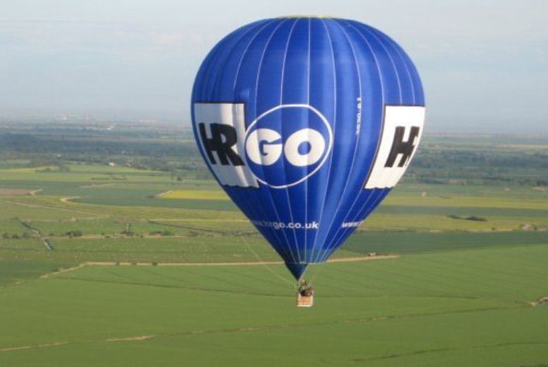 £85 for a weekday morning hot air balloon flight voucher, £89 for a weekday afternoon, £94 for a weekend, from Merlin Balloons