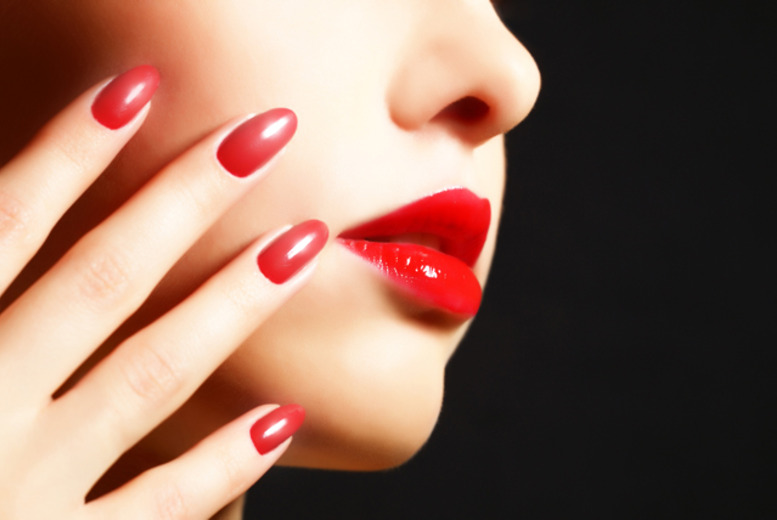 £9 instead of up to £30 for a Shellac manicure or pedicure, £14 for both at Ruby Rouge, Edinburgh - save up to 55%