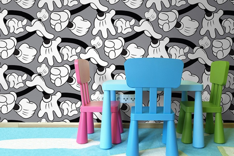 £9.99 (from I Want Wallpaper) for 1 roll of Disney wallpaper, £18.99 for 2, £27.99 for 3, or £36.99 for 4 - save up to 50% + DELIVERY INCLUDED