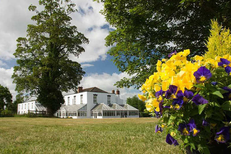 £89 instead of up to £220 (at The Wroxeter Hotel, Shrewsbury) for a 2nt stay for 2 inc. breakfast, £139 for 3nts - save up to 57%