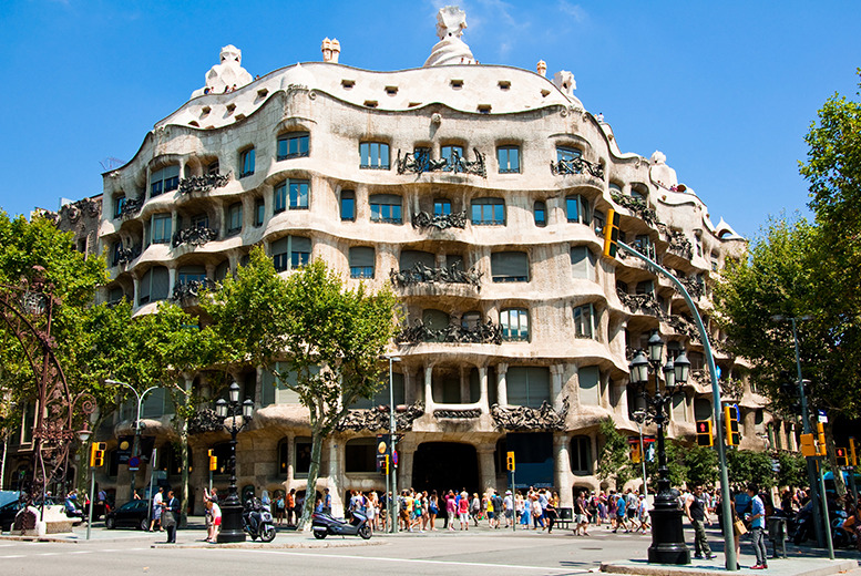 From £139pp instead of up to £219.80pp (from Tour Center) for a 2nt 3* Barcelona break inc. accommodation, breakfast and flights - save up to 37%