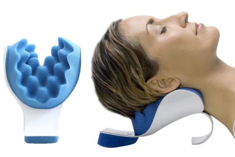 £9.99 instead of £19.99 for a Head & Neck Posture Support Pillow from Blufish – save 50%