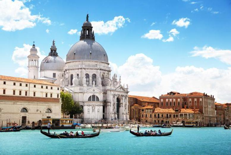 From £159pp (from iFly) for a 2nt Venice break at the 4* Hotel Ambasciatori inc. flights, gondola ride & breakfast, or from £199 for 3nts - save up to 51%