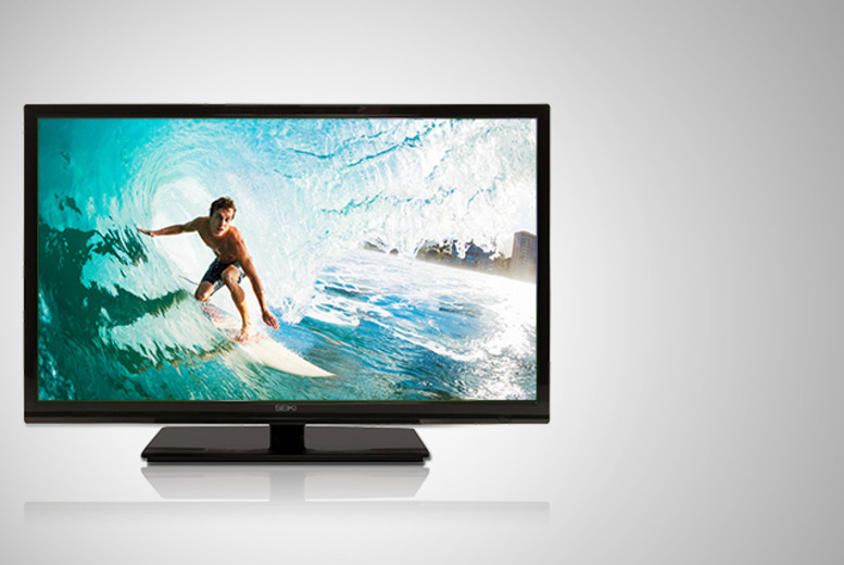 "£164.99 instead of £220 (from Electric Mania) for a Seiki 32"" inch HD Ready TV with digital Freeview - save 25%"