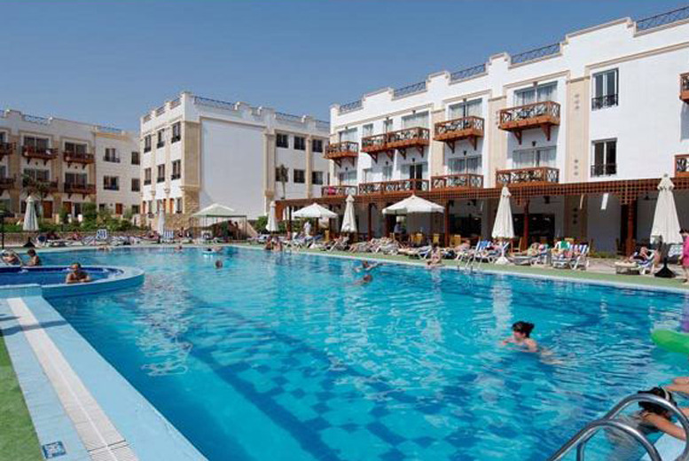 From £299pp instead of up to £632.48pp (from Major Travel) for a 7-night 4* all-inclusive Sharm el-Sheikh break and flights - save up to 53%