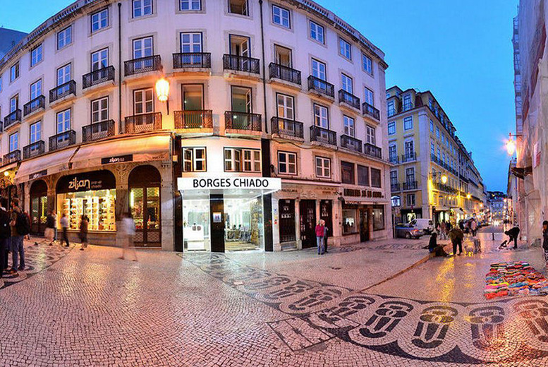 From £129pp instead of up to £255.79pp (from Airbridge Travel) for a 2nt Lisbon break inc. flights & b'fast, from £149pp