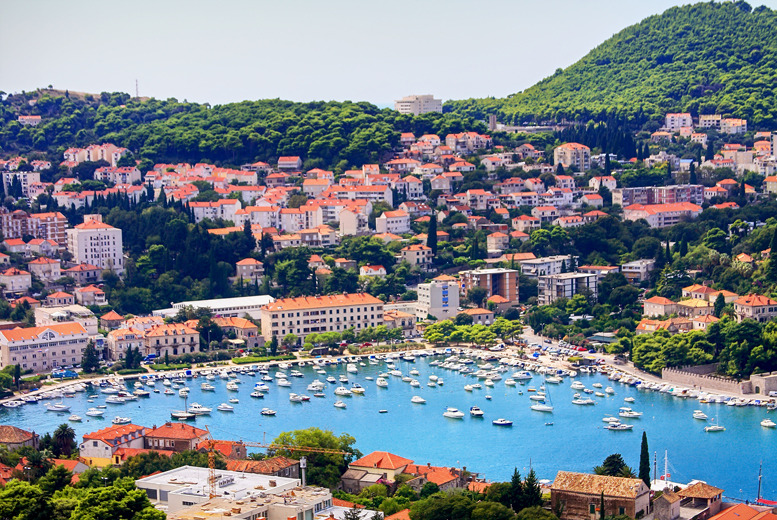 From £169pp (from iFly) for a 4-night Dubrovnik break including flights and breakfast each morning of your stay - save up to 49%