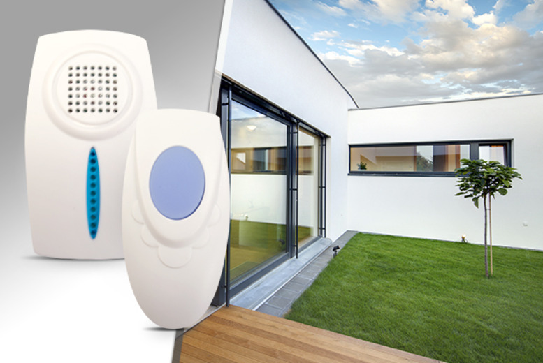£9.99 instead of £24.96 (from Planet of Accessories) for a wireless doorbell, £17.99 for 2 - save up to 60% + DELIVERY INCLUDED