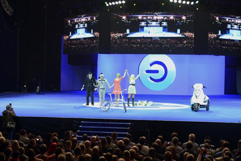 £10 for a child ticket to The Gadget Show Live at Birmingham NEC or £14 for an adult ticket from Upper Street Events - save up to 52%