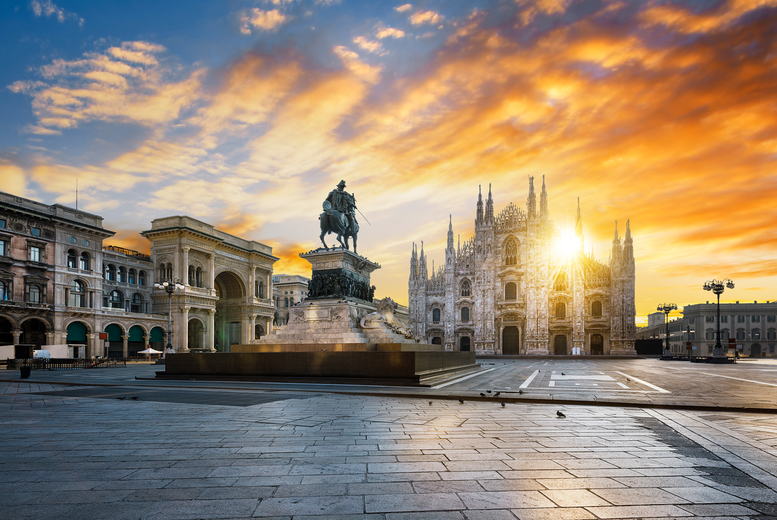 From £69pp (from Weekender Breaks) for a two-night Milan, Italy holiday with breakfast and return flights, from £139pp for three nights, or from £179pp for four nights - save up to 58% from Weekender Breaks