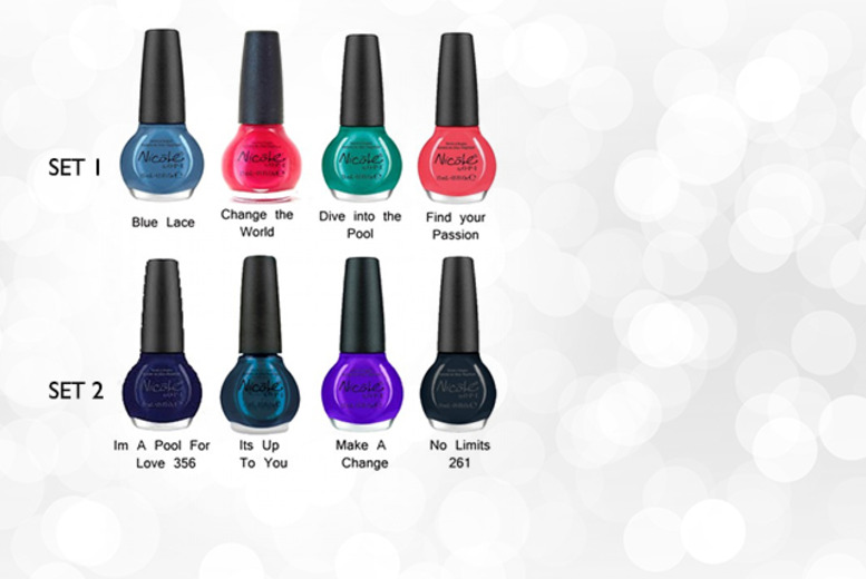 £13.99 instead of £46 (from Look 'N' Style) for a 4-piece Nicole OPI nail polish set - pick from 6 sets and save 70%