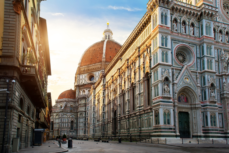From £69pp (from Weekender Breaks) for a two-night Florence, Italy hotel stay with return flights, from £89pp for three nights, or from £159pp for four nights - save up to 57% from Weekender Breaks