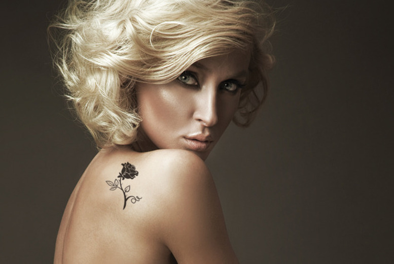 £29 for a £120 voucher towards any image or script tattoo at London Tattoo - choose from 2 locations and save 76%