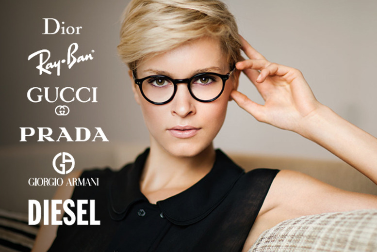 £9 for a £59 voucher to spend on designer glasses inc. prescription lenses at eye-sale.com - save 85%