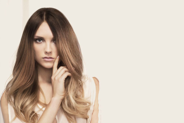 £49 instead of up to £103.50 for a half head of highlights, cut and blow dry at Rush Hair, Hammersmith - save up to 53%