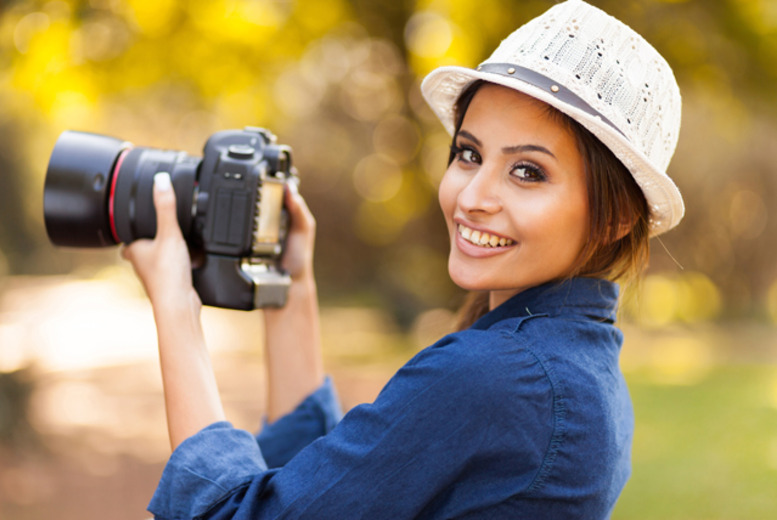 £39 instead of £130 for a full-day 'Shooting the City' photography course from Westland Place Studios, Old Street - save 70%