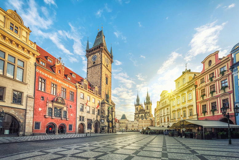 From £89pp (from Super Escapes Travel) for a two-night Prague break with breakfast and return flights, from £99pp for three nights, or from £99pp for four nights - save up to 24% from Super Escapes Travel