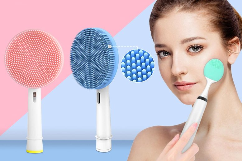 From £5.99 instead of £19.99 for an Oral-B or Phillips compatible facial cleansing brush head from MBLogic! - save 70.04%