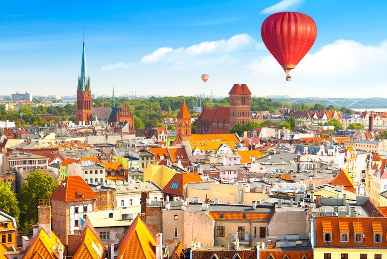 From £99pp (from Bargain Late Holidays) for a two-night Krakow break with return flights, from £129pp for three nights, or from £149pp for four nights - save up to 27% from Bargain Late Holidays