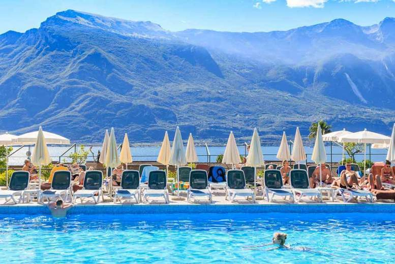From £119pp (from Bargain Late Holidays) for a two-night all inclusive Lake Garda holiday with return flights, from £159pp for three nights, or from £199pp for four nights - save up to 43% from Bargain Late Holidays