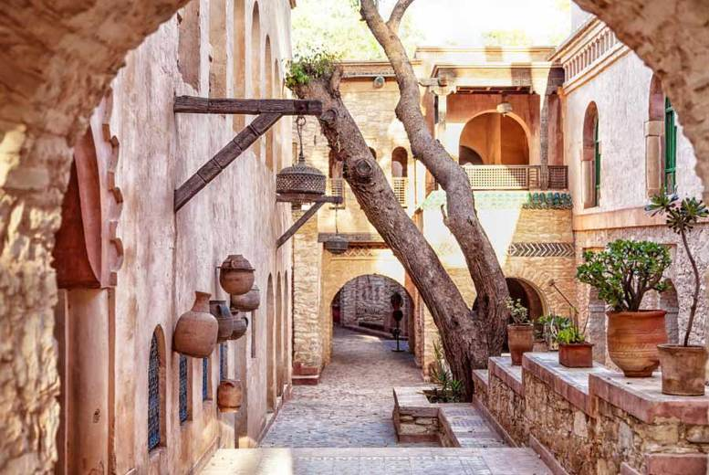 Image of 4 All Inclusive Agadir Holiday & Flights | Living Social
