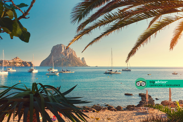 From £89pp (from Weekender Breaks) for a two-night 4* Ibiza holiday with return flights, from £159pp for three nights, from £199pp for four nights, from £229pp for five nights, or from £299pp for seven nights - save up to 43% from Weekender Breaks