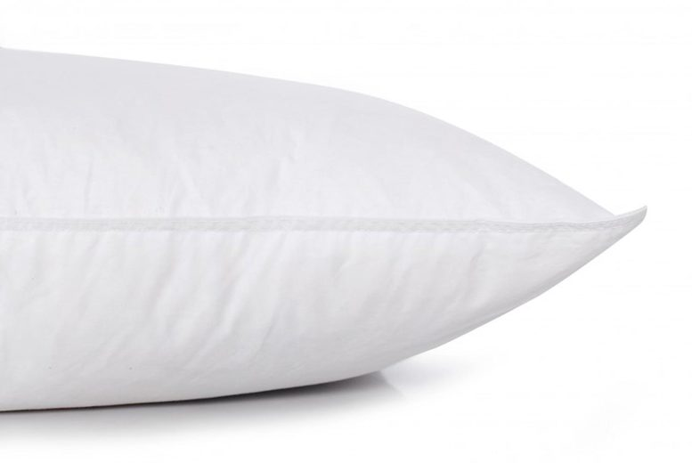 £17.99 instead of £44.99 for two goose down feather pillows from Direct Warehouse Limited – save 60%
