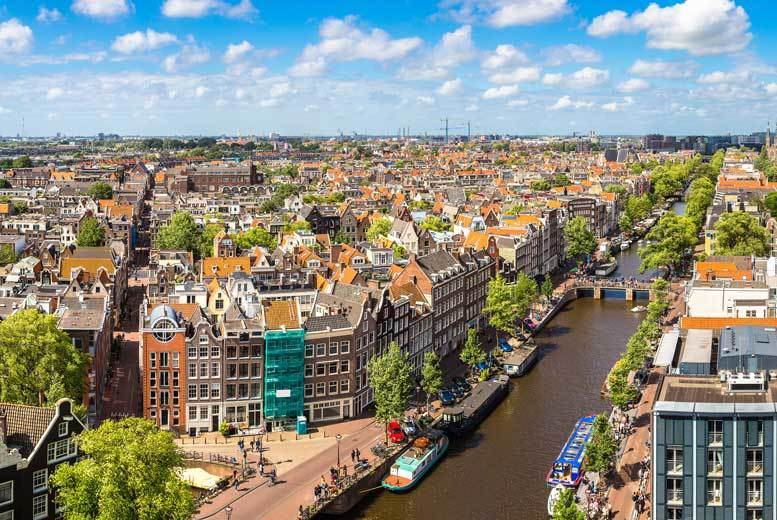 From £89pp (from Weekender Breaks) for a two night 4* Amsterdam break with return flights, from £149pp for a three-night stay, or from £169pp for four nights - save up to 33% from Weekender Breaks