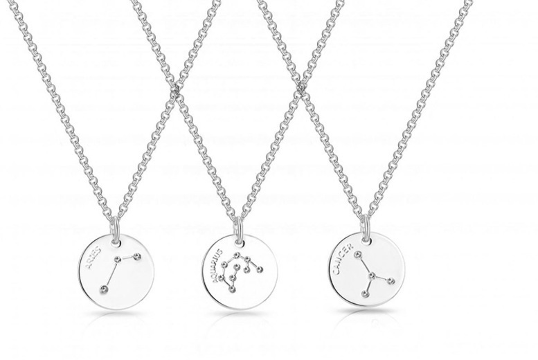 Zodiac Sign Necklace Deal | Necklaces deals in Shop | Wowcher