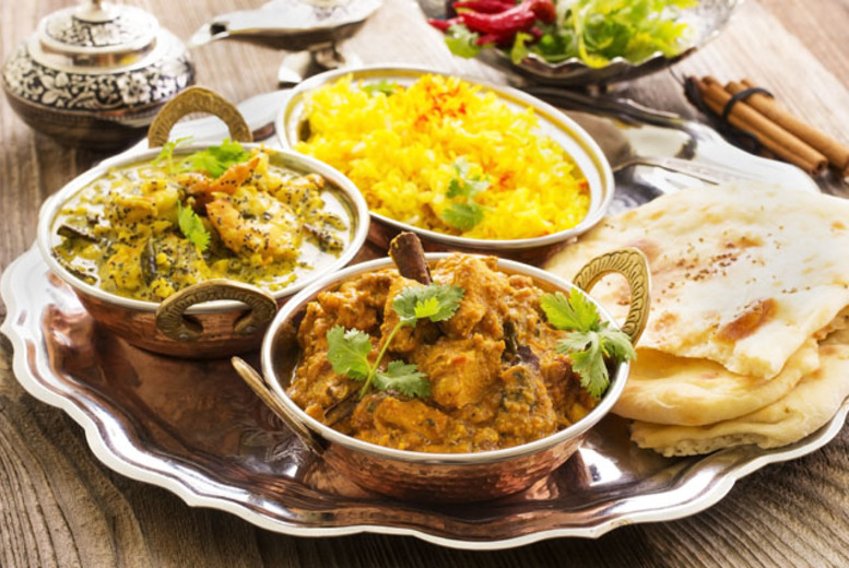 £15 instead of up to £39.70 for a 3-course North Indian meal for 2 people, £28 for 4 people at Curry Cottage, Leicester - save up to 62%