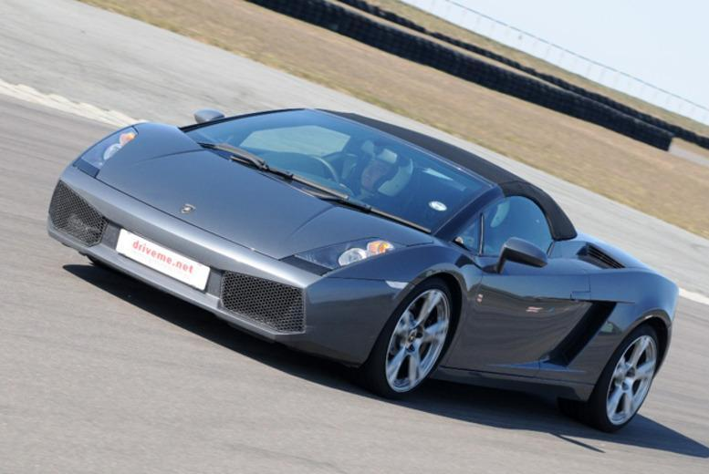 £49 instead of up to £109 for a junior or adult experience with 1 supercar, or £89 with 2 supercars at Drive Me, Stafford - save up to 55%