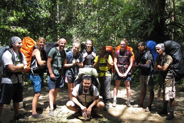 £799pp (from Inspired Challenge) for an 11-day Malaysian jungle adventure inc. meals, drinks, tents and guide - save 33%