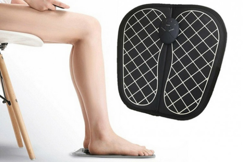 £10.99 for a four function massage mat from Hey4Beauty