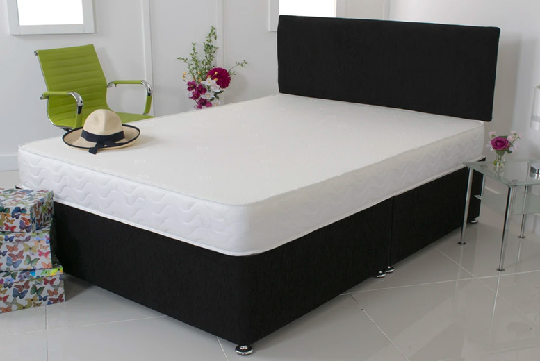 From £59 instead of £199 (from Desire Beds) for an extra thick comfort memory foam mattress – save up to 70%