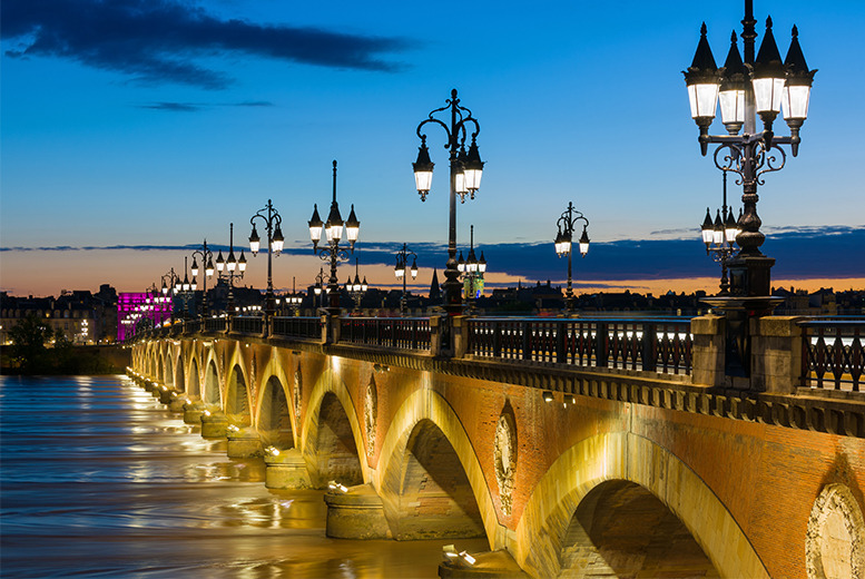 From £119pp instead of up to £165.79pp (from Crystal Travel) for a 2-night Bordeaux break inc. flights and breakfast - save up to 28%