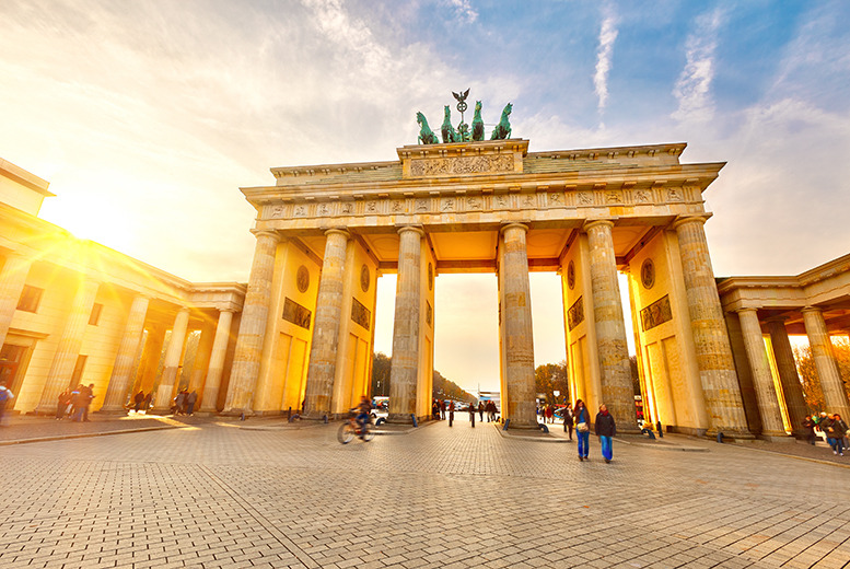 From £119pp for a 2nt Berlin break inc. flights, accommodation and breakfast, or from £139pp for 3 nights - save up to 39%