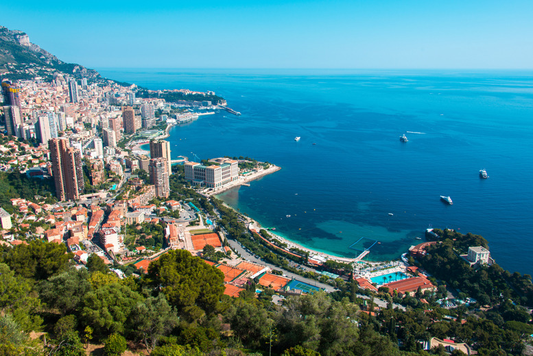 From £169pp instead of up to £296.86pp (from iFly) for a 2nt Cote D'Azur break inc. flights & b'fast, from £199pp for 3nts - save up to 43%