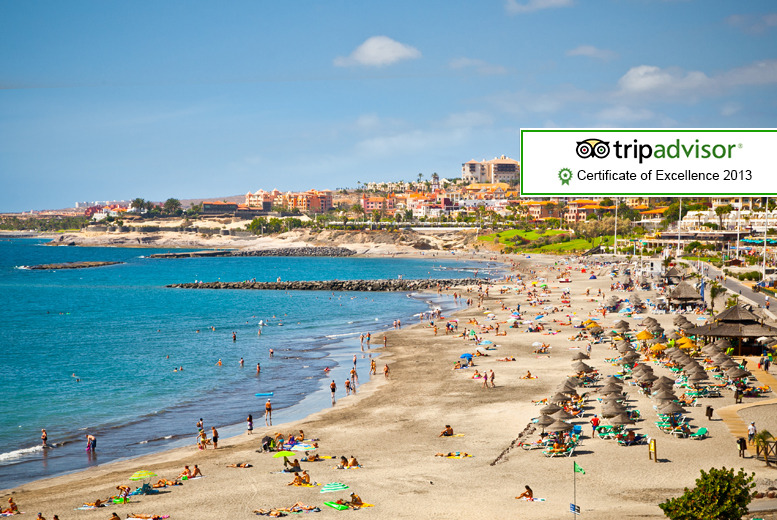 From £219pp (with Major Travel) for a 7-night self-catered Tenerife break including return flights - save up to 30%