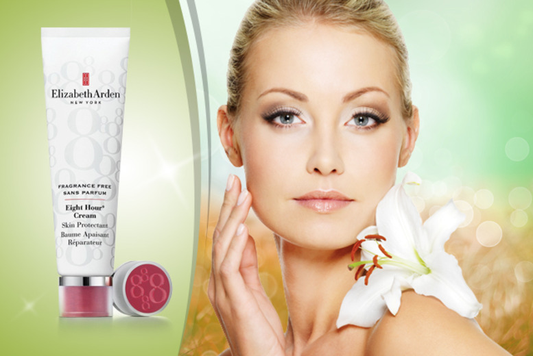 £11.99 instead of £25 (from Look N' Style) for 50ml Elizabeth Arden Eight Hour Cream Skin Protectant - save 52%