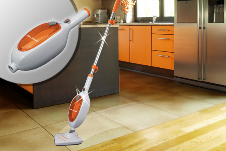 £24 instead of £59.99 (from efbe-schott) for a 3-in-1 steam mop - save 60%