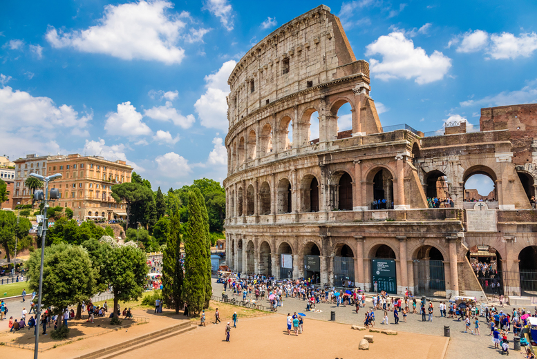 Image of 4 Rome Hotel Stay | Living Social