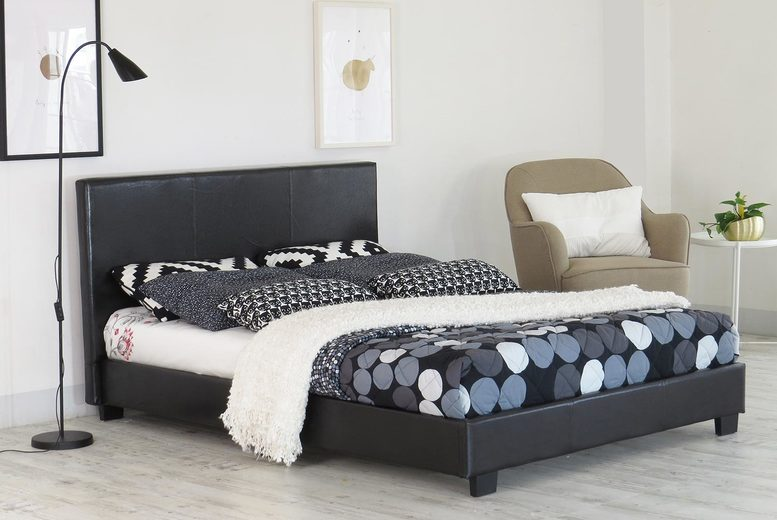 faux-leather-bed-frame-4-sizes