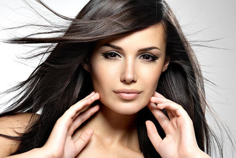 £49 for a Brazilian blow dry keratin treatment at Beauty Box,Victoria